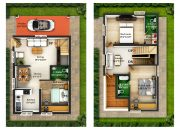 3 BHK Gated Community Villas N1 North