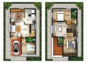 3 BHK Gated Community Villas in N2 West
