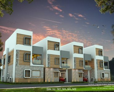 Front view of 3 BHK Gated Community Villas os RR All Seasons