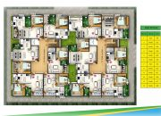 1 BHK apartment for sale floor plan of RR All Seasons
