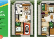 3 BHK Gated Community Villas in Coimbatore type L4, M6 South facing