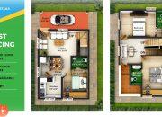 3 BHK Gated Community Villas in Coimbatore type N1, N3 East facing