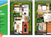 3 BHK Gated Community Villas in Coimbatore type N4, N5, N6 East facing