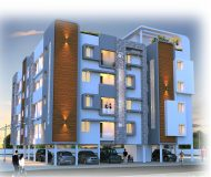 1 BHK flats in Coimbatore -RR All Season Apartments