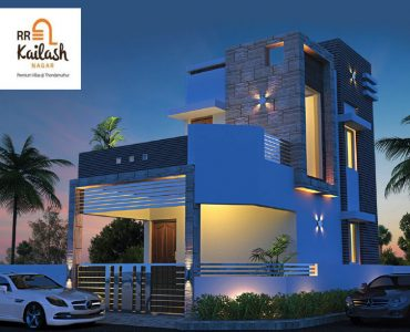Real Estate Builders RR Housing offers RR Kailash Nagar Individual House in Coimbatore