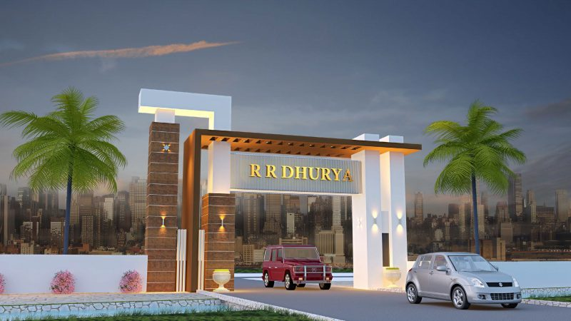 RR Dhurya - 2/3 BHK House in Coimbatore