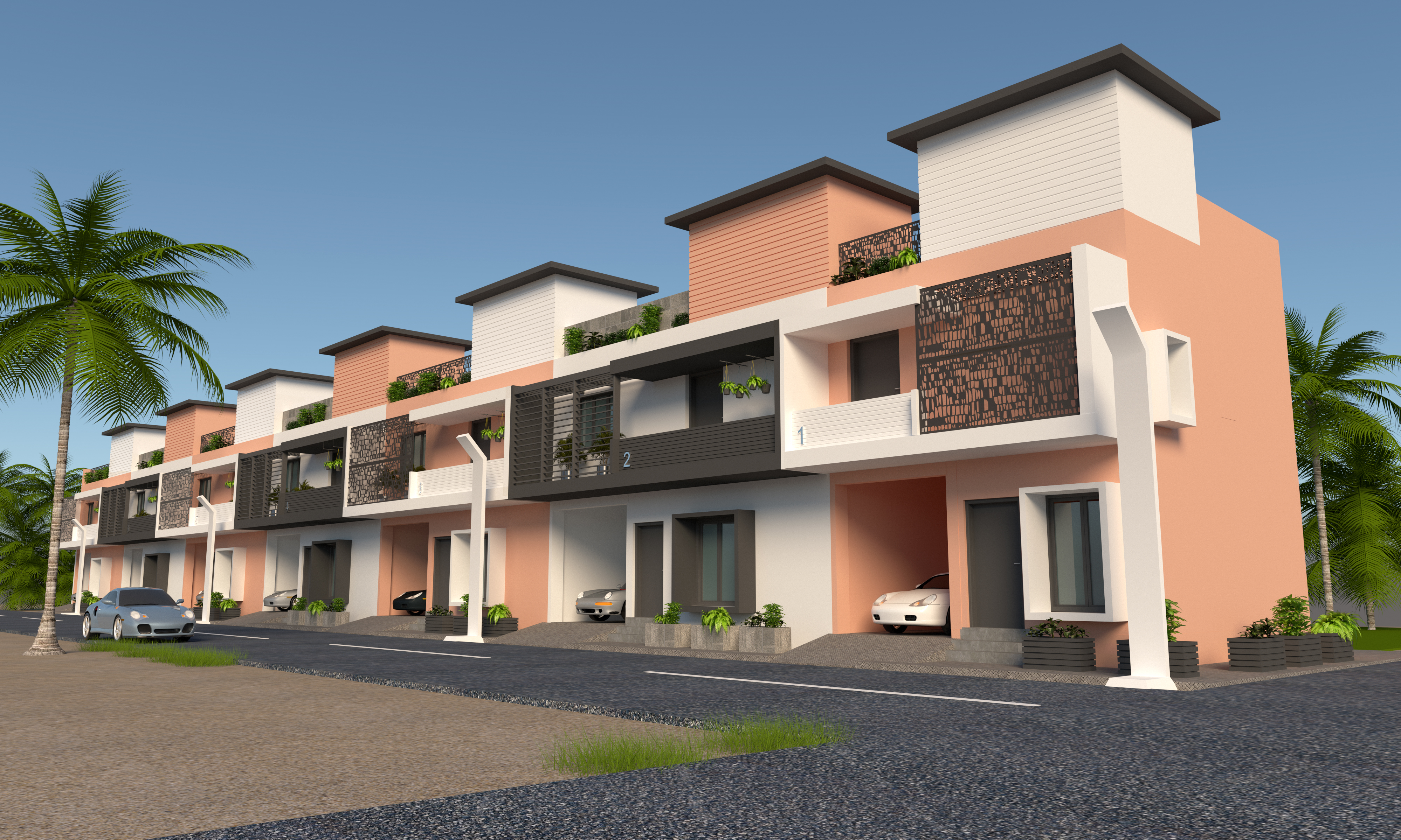 RR ALL SEASONS - Apartment
