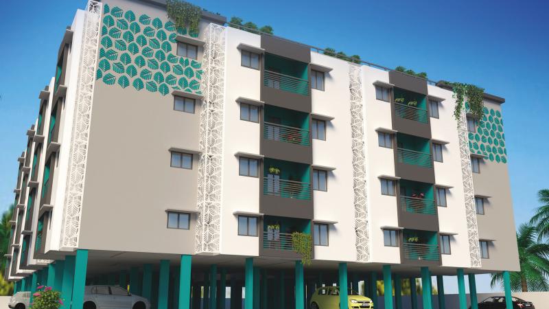 RR Dhurya Apartment