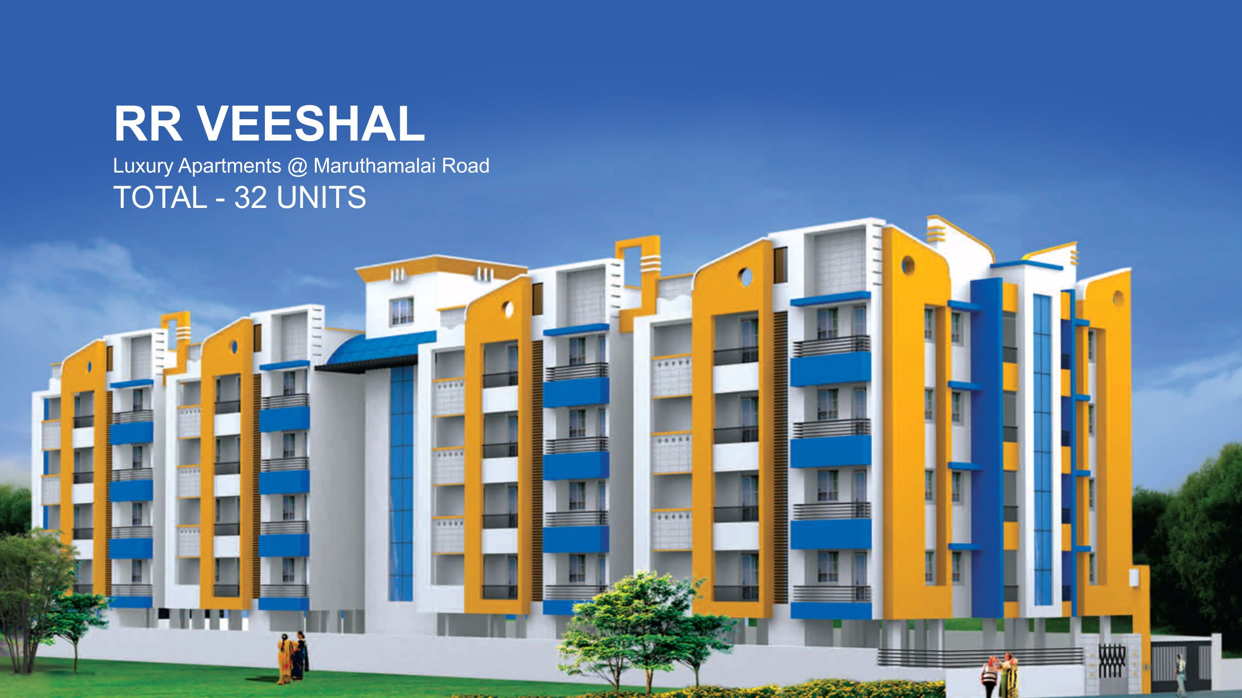 RR Veeshal - Completed