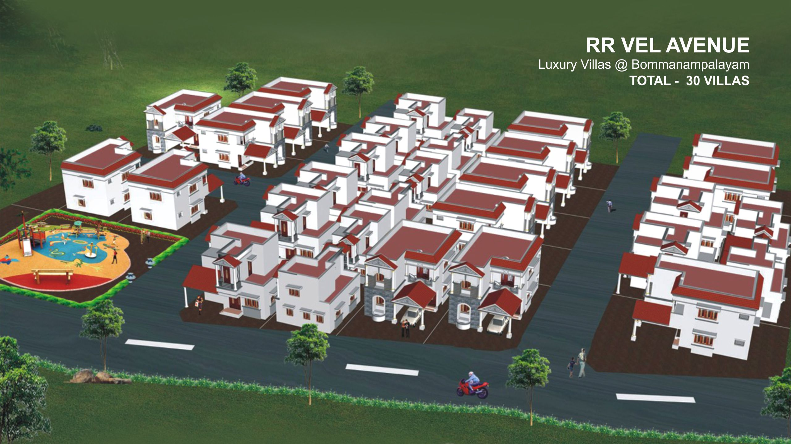 RR VEL AVENUE - Completed