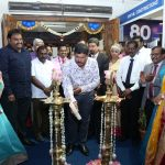 SBI Home Loan Expo Karuna Bhoopathy Lighting Lamp