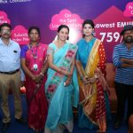 SBI Home Loan Expo with actress Devayani