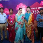 SBI Home Loan Expo with actress Devayani