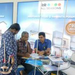 RR Housing Stall at SBI Home Loan Expo