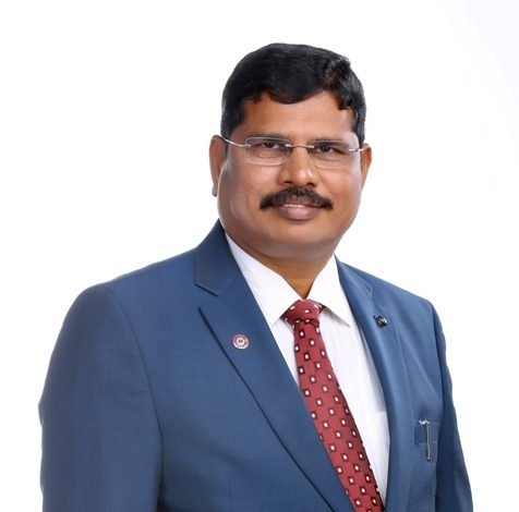Managing Director Mr.Karana Boopathy