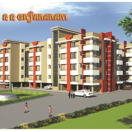 Gajananam Elevation